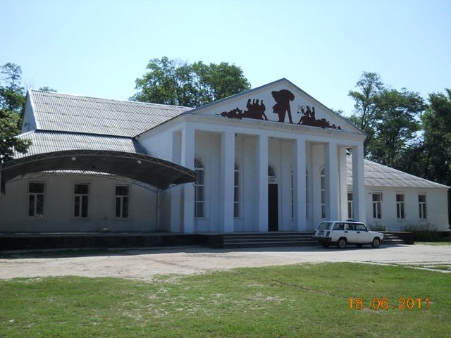 Великі Копані - будинок культури