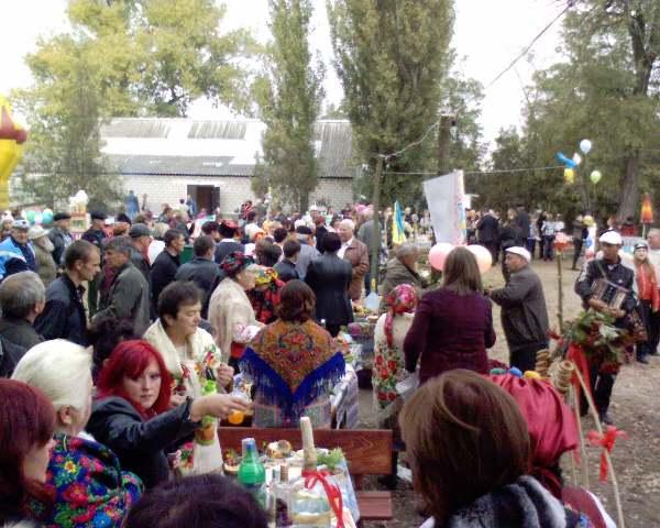 День села в Великих Копанях