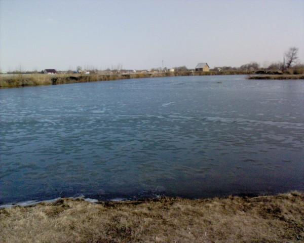 Озеро в Великих Копанях