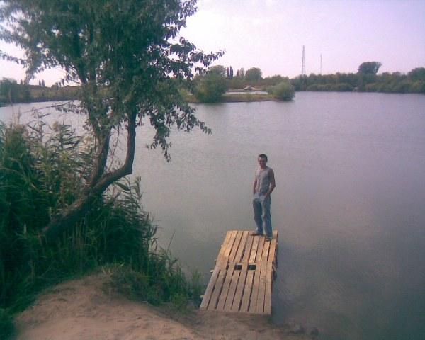 Озеро в Копанях
